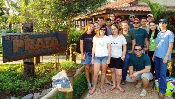 Lagoa Misteriosa e Rio da Prata promovem famtour para agentes de turismo