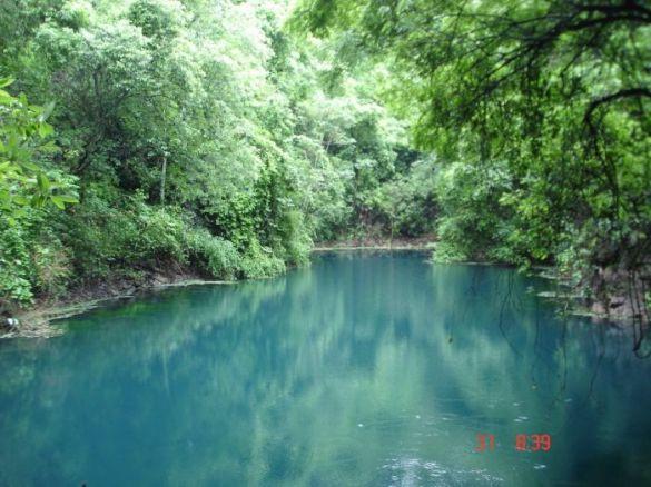 Lagoa Misteriosa é citada na revista Mergulho