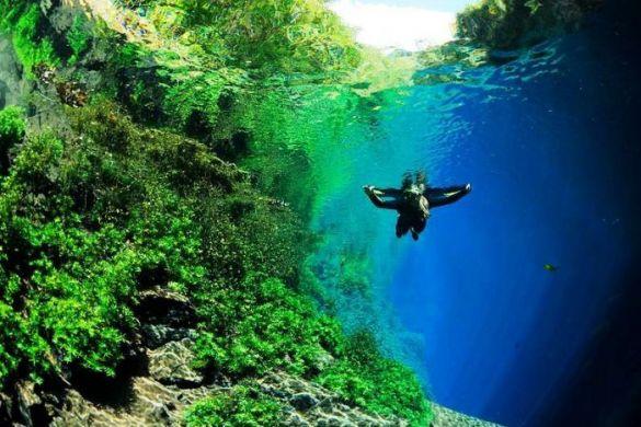 Lagoa Misteriosa está reaberta para visitação turística