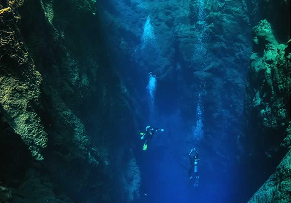 Mergulho Técnico na Lagoa Misteriosa